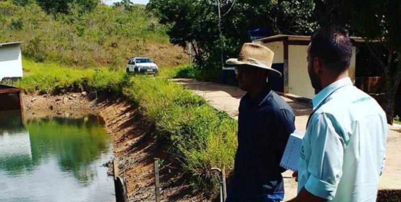 Recitec - Medição de Vazão e Outorga de Água