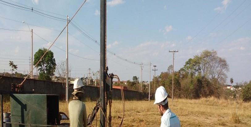 Recitec - Sondagem e Instalação de Poços de Monitoramento
